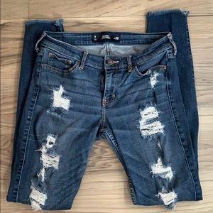 🌺 Hollister Super Skinny Jeans